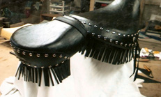 Custom Made Fringes - One of a kind!