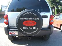 Company Info - Tire Cover